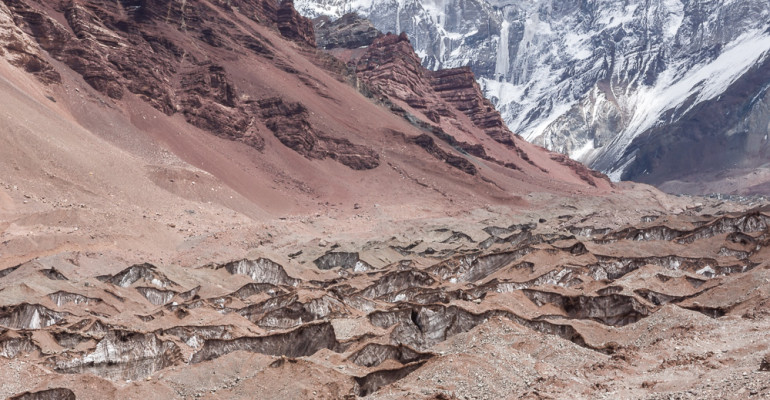 La força dels Andes. Daily photo #81