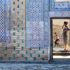 Museu Hunarmandchilik. Ichan kala. Khiva