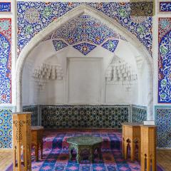 Palau del Khan Khudayar. Kokand
