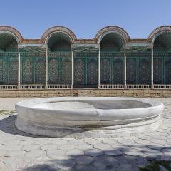 Sitorai Mohi Hosa. Palau d'Estiu de l'Emir de Bukara.