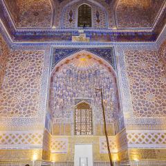 Mausoleu de Gur-er-Emir- Samarcanda