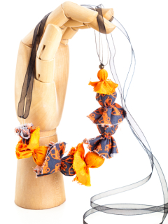 Textil Jewellery