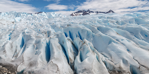 Glaciar Perito Moreno. El Calafate. Argentina