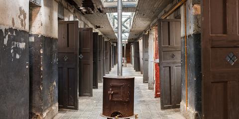 Presó de la Fi del Mon. Ushuaia. Argentina.