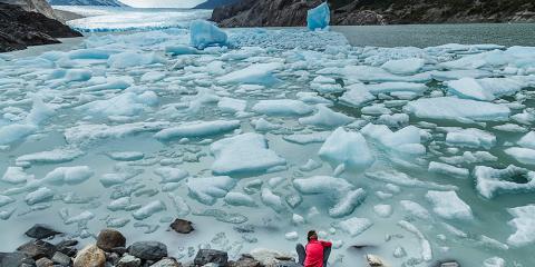 Glaciar Grey. Parc Nacional Torres del Paine