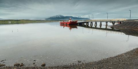 Costanera. Puerto Natales. Xile