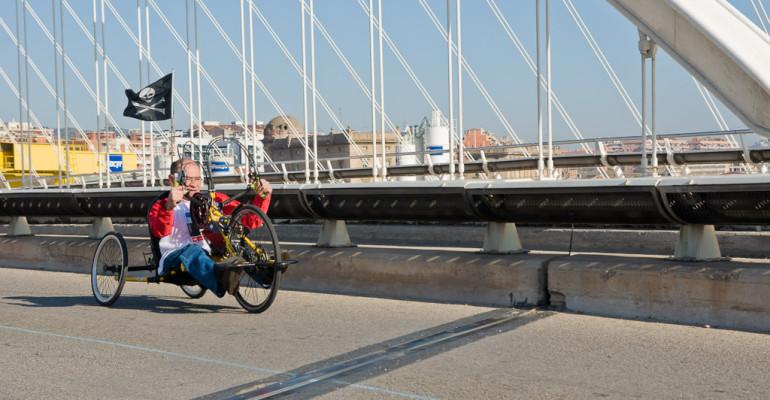 Pirate Bike. Daily Photo 26