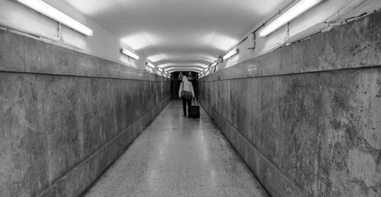 Al final del túnel. Daily photo 7